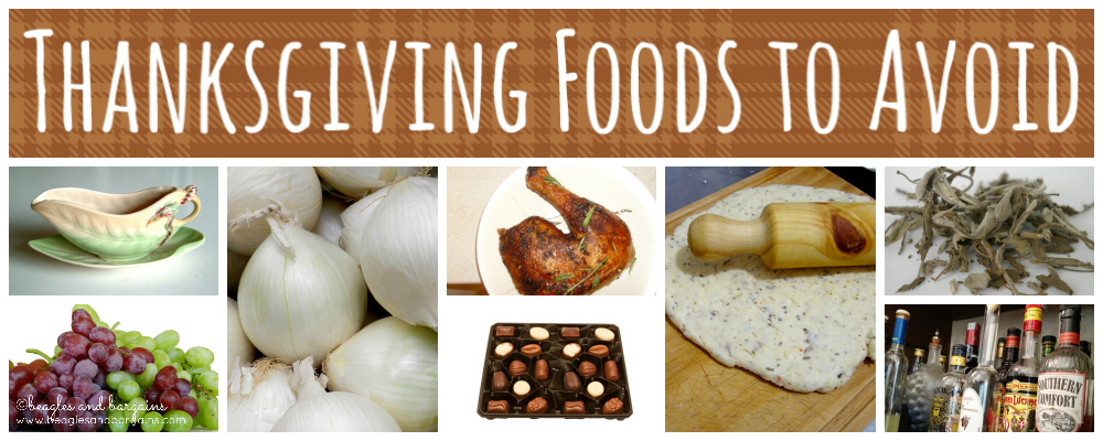 Thanksgiving Foods to Avoid