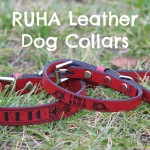 RUHA Leather Delivers Quality and Stylish Dog Collars