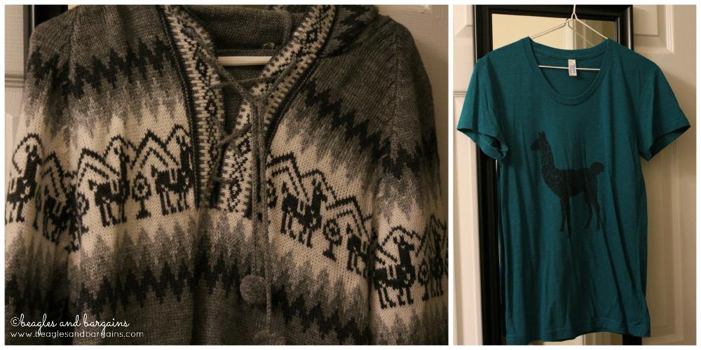 I Liked Llamas Before Llamas Were Cool - Llama clothes