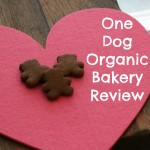 One Dog Organic Bakery Dog Treats Make Perfect Gifts! + COUPON CODE