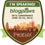 BlogPaws 2016 Speaker