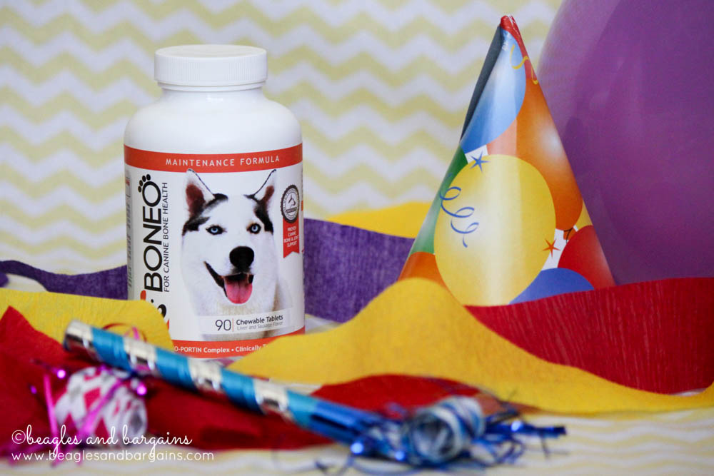 BONEO Canine - Bone & Joint Supplement For Dogs