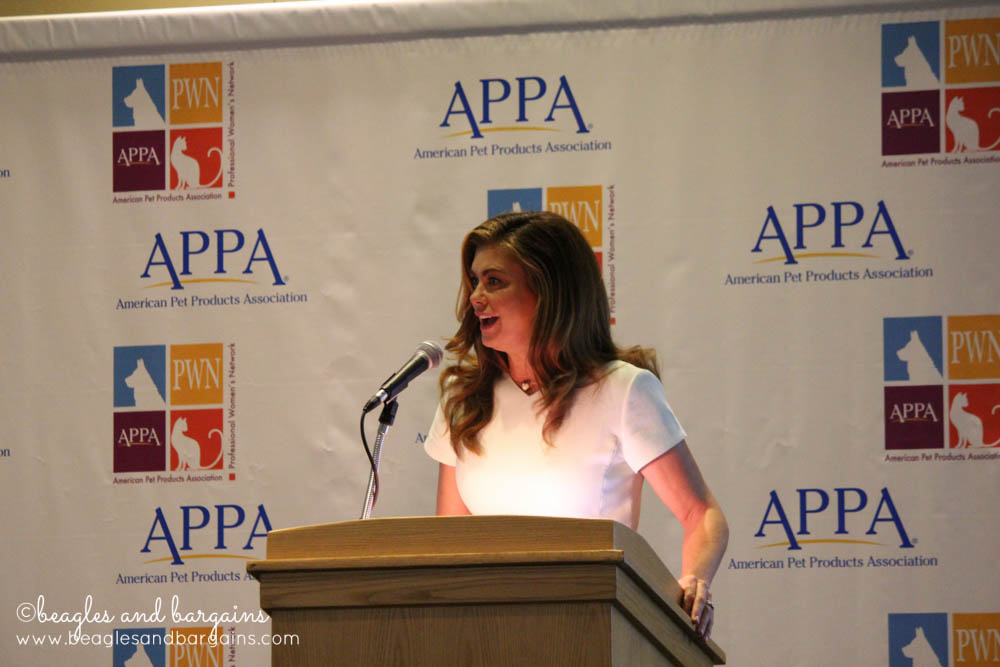 Kathy Ireland joins the Pet Industry at Global Pet Expo 2015