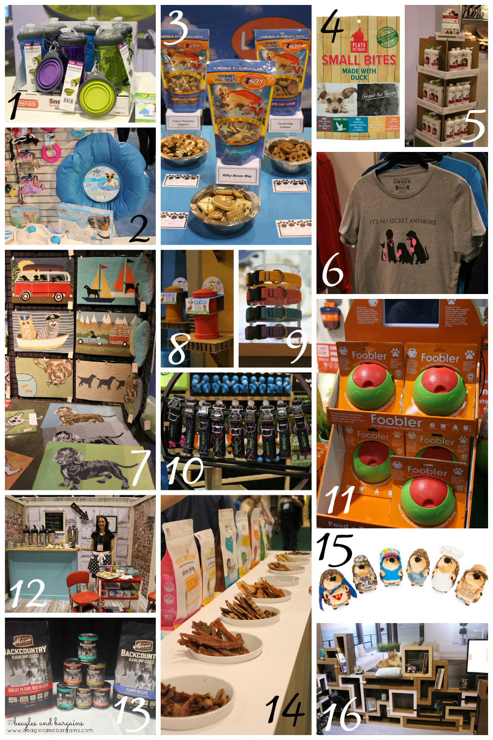 16 Great Pet Products from Global Pet Expo 2015