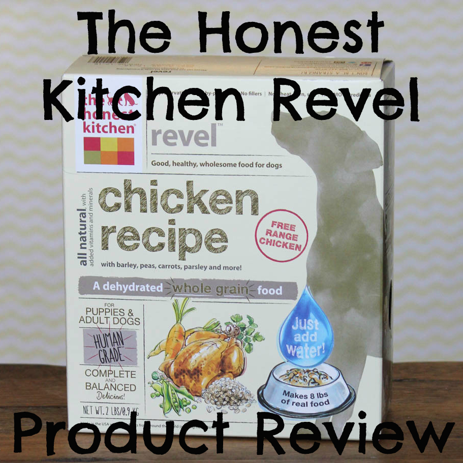 The Honest Kitchen Revel Product Review and Giveaway