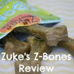 Zuke's Z-Bones Help Freshen Doggy Breath