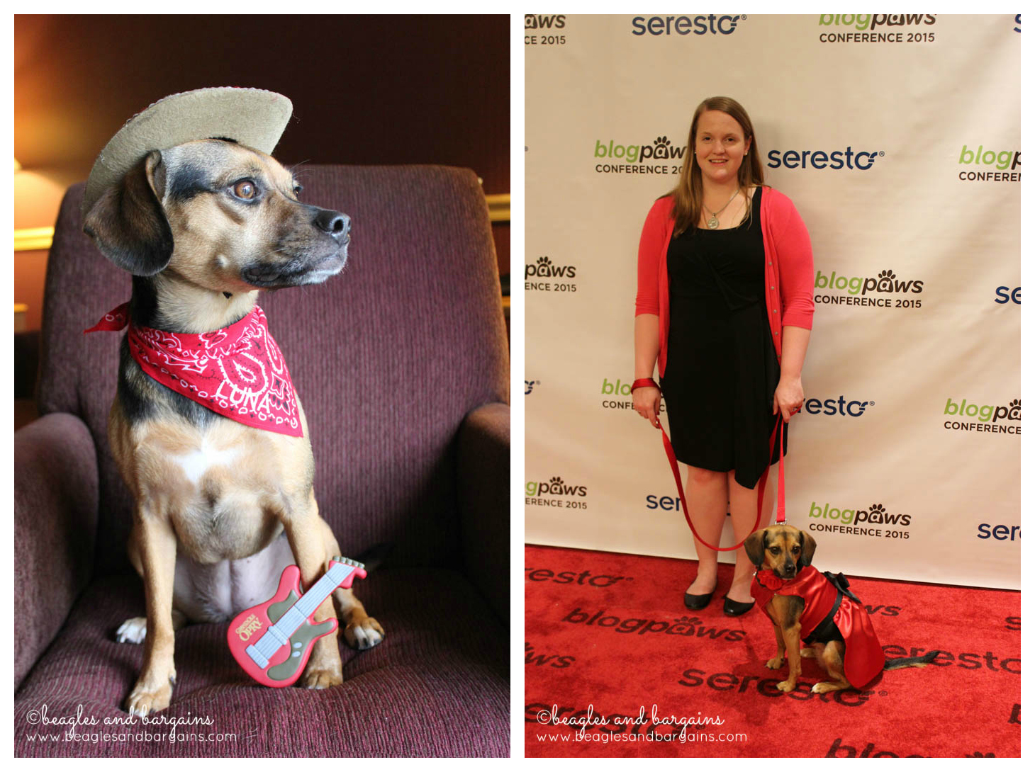 Luna and I got all dressed up to join the Grand Ole Opry and walk the red carpet.