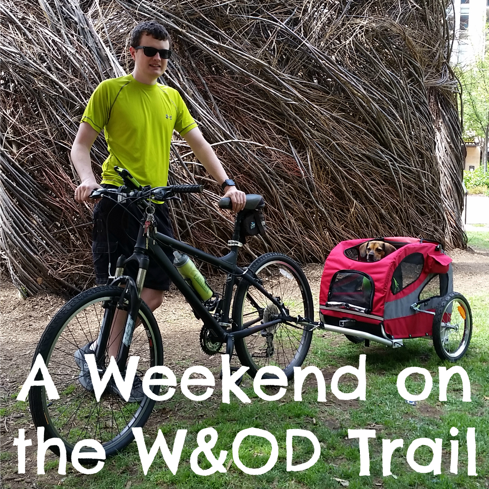 A Weekend on the W&OD Trail