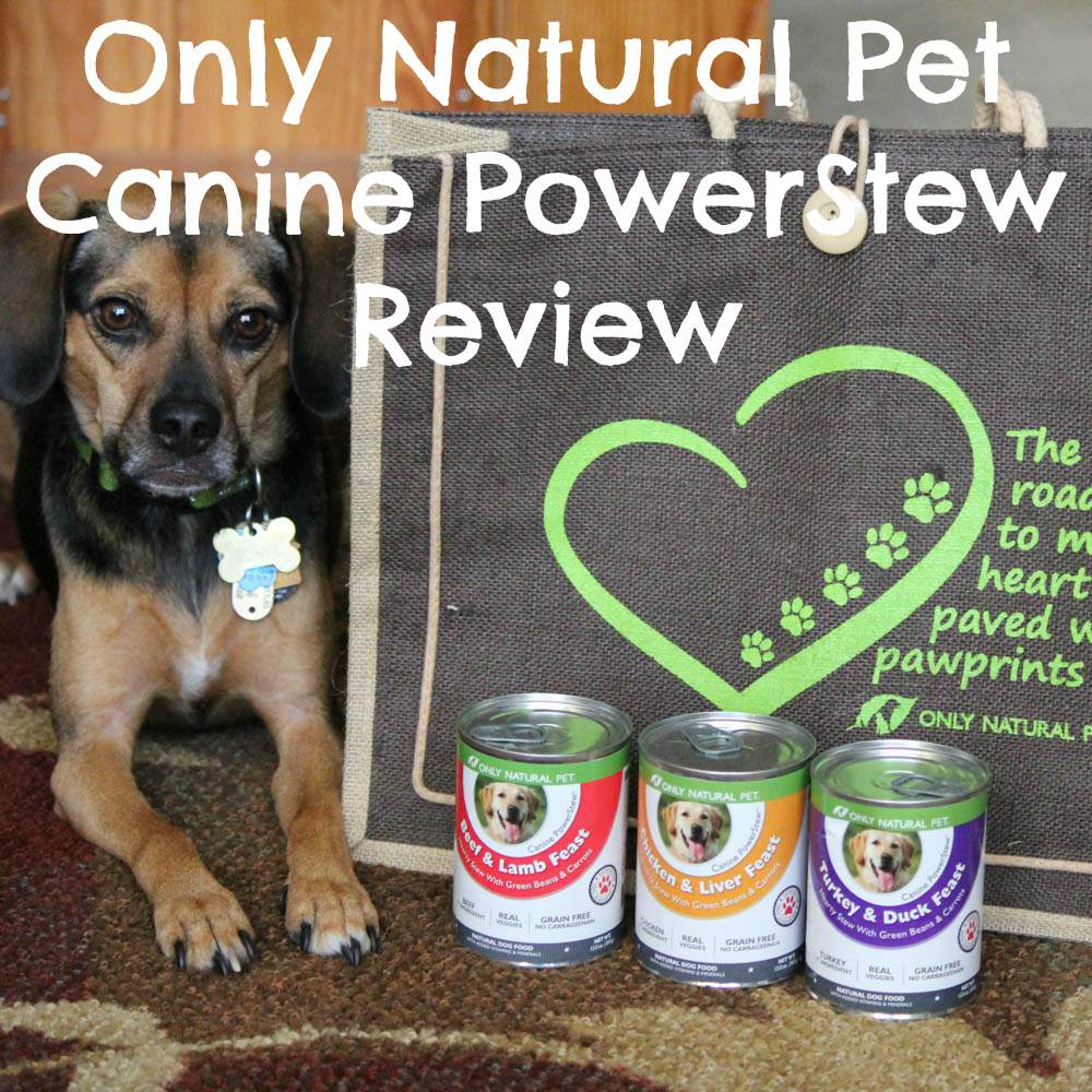 Only Natural Pet Canine PowerStew Review