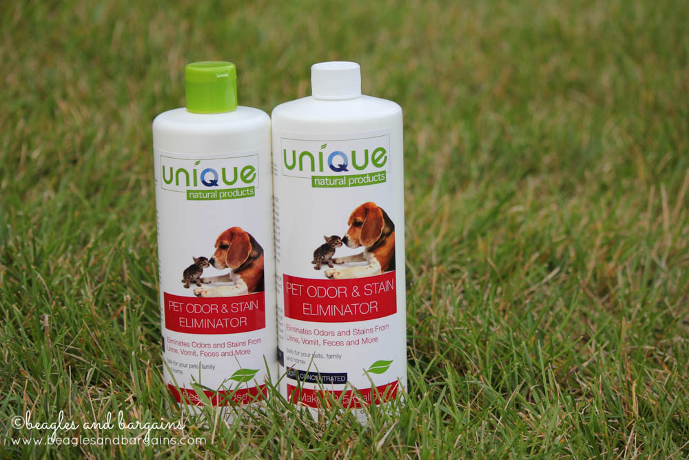 Unique Natural Products Pet Odor & Stain Remover