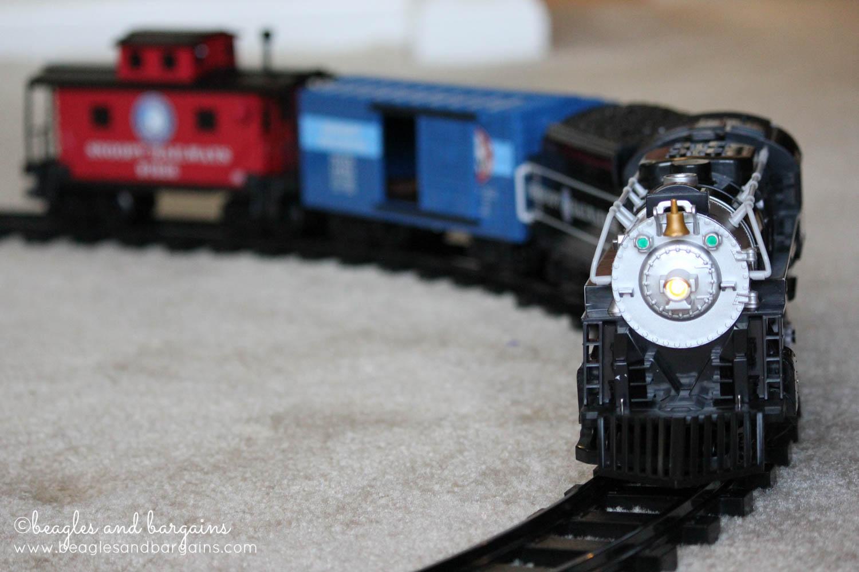 Lionel's Snoopy Railroad G-Gauge Train