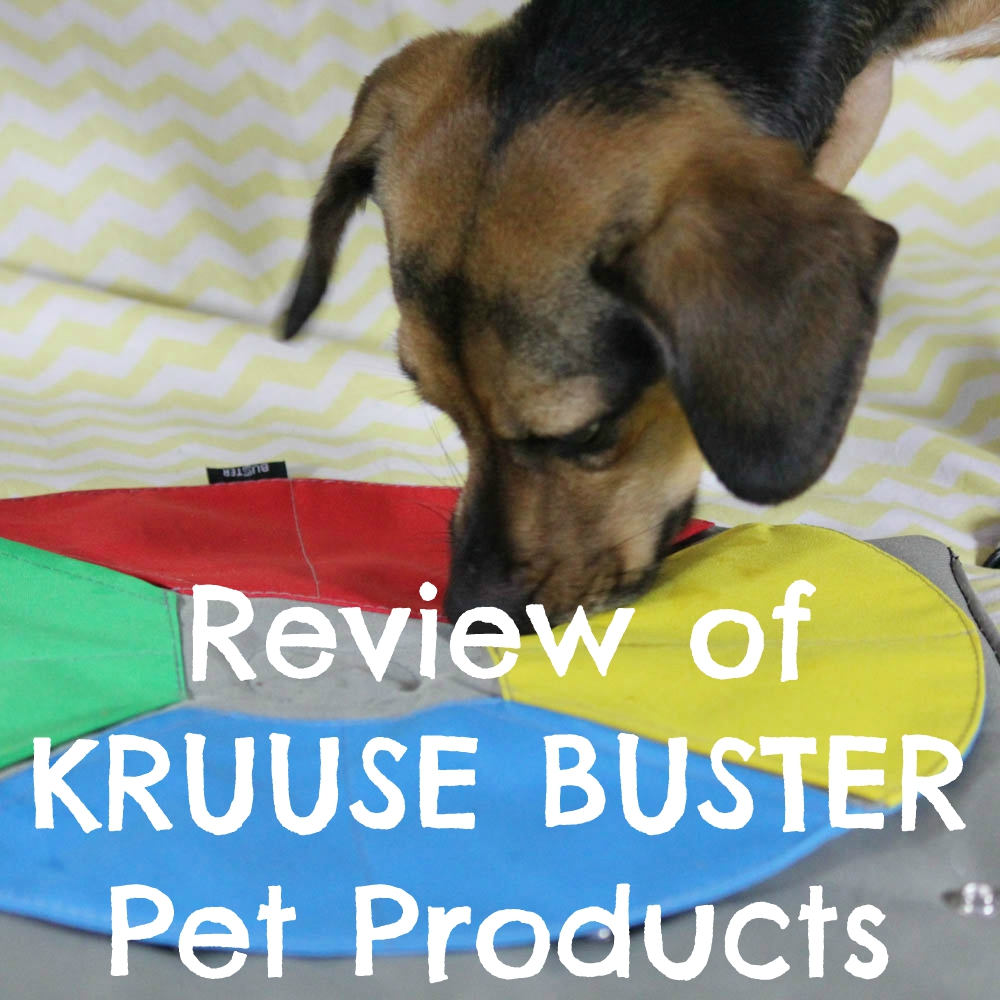Review of KRUUSE BUSTER Pet Products