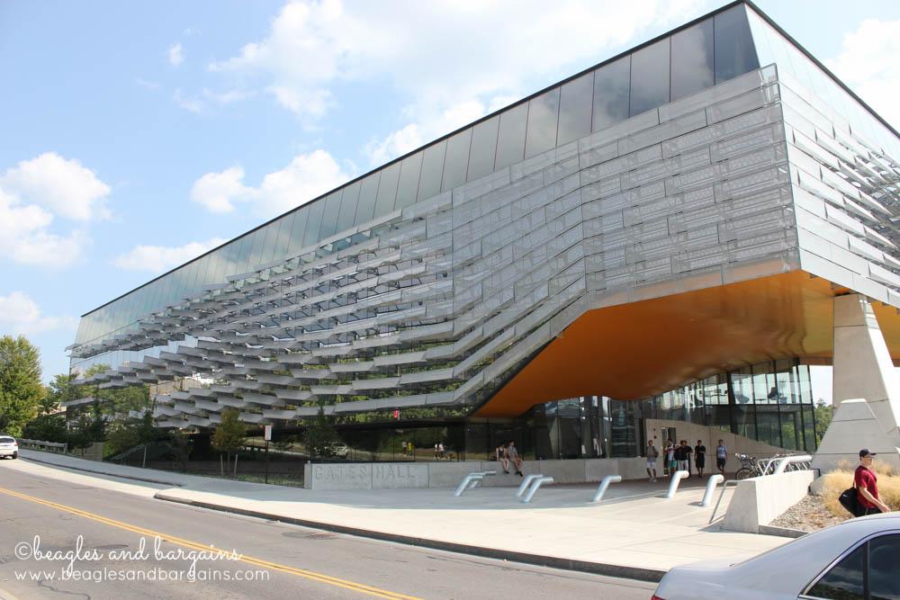 New Gates Hall at Cornell University
