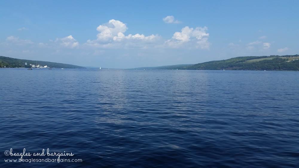 View of Seneca Lake