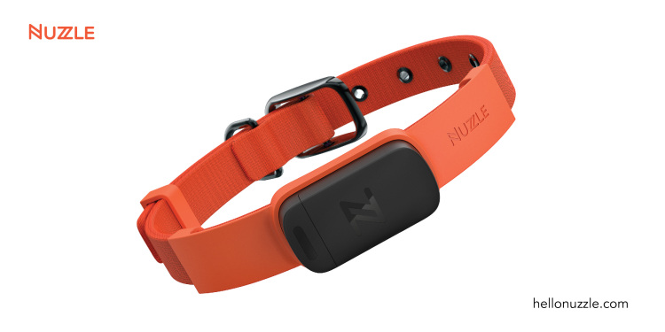 Nuzzle GPS Smart Collar