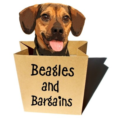Beagles & Bargains Logo