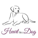 Heart Like a Dog Logo