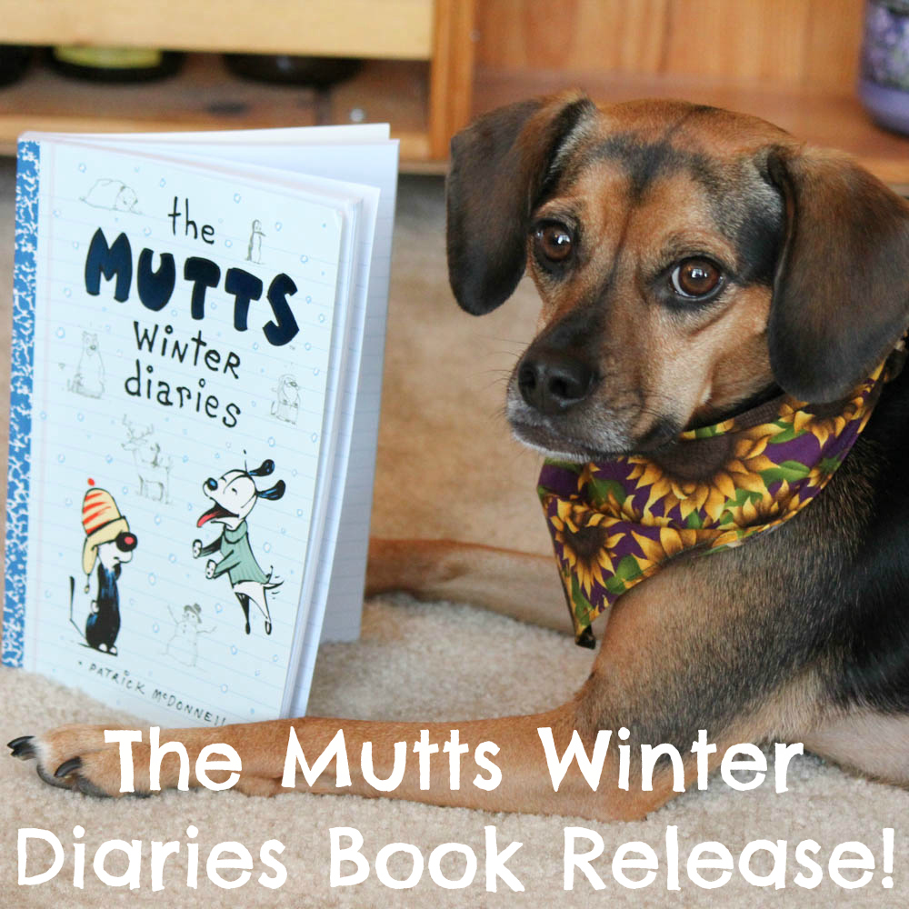 The Mutts Winter Diaries Book Release!