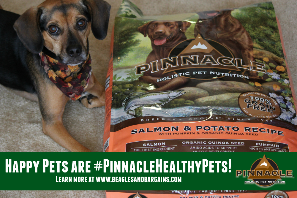 Happy Pets are #PinnacleHeathyPets