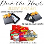 Win Big! Celebrate the Holidays with the Deck the Howls Giveaway!