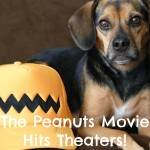 The #PeanutsMovie Hits a Theater Near You!