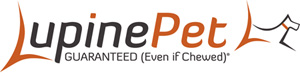 Lupine Pet Logo