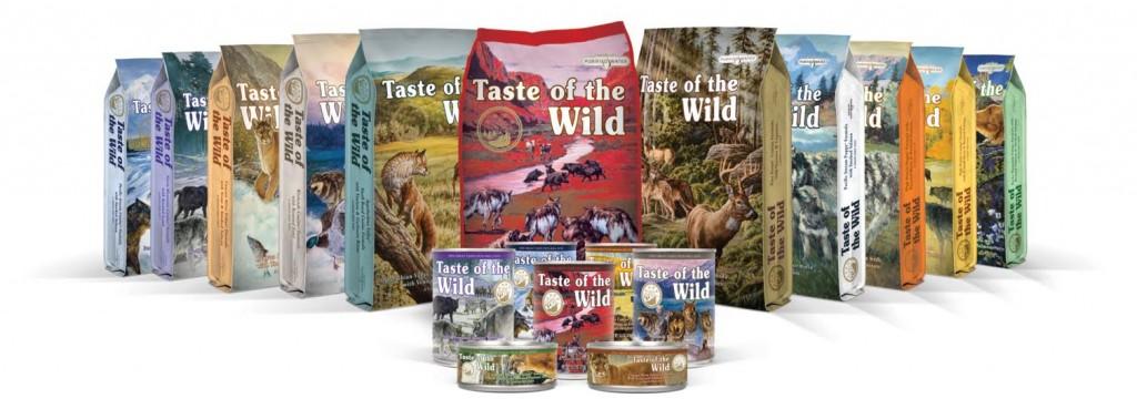 Taste of the Wild Grain-Free Dog Food