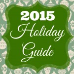 2015 Holiday Guide for Pets and Pet Lovers