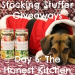 Stocking Stuffer Giveaway Day 6: The Honest Kitchen Bone Broth