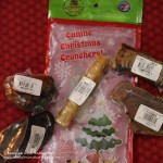 Jones Natural Chews Canine Christmas Crunchers - Beagles & Bargains Holiday Guide 2015