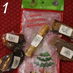 Stocking Stuffer Giveaways - Day 1 - Jones Natural Chews Canine Christmas Crunchers