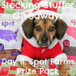 Stocking Stuffer Giveaway Day 11: Spot Farms Prize Pack