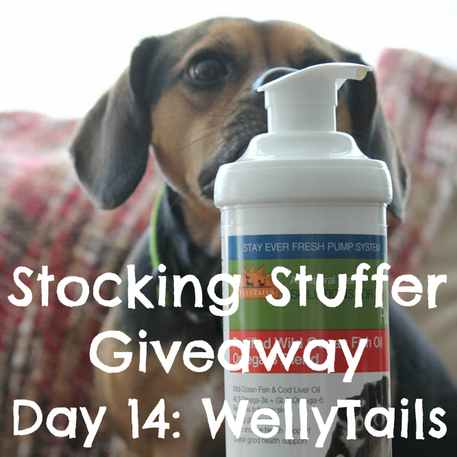 Beagles & Bargains Stocking Stuffer Giveaways 2015 - Day 14 - WellyTails