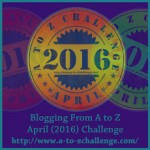 A to Z Challenge Update: What's Going On?