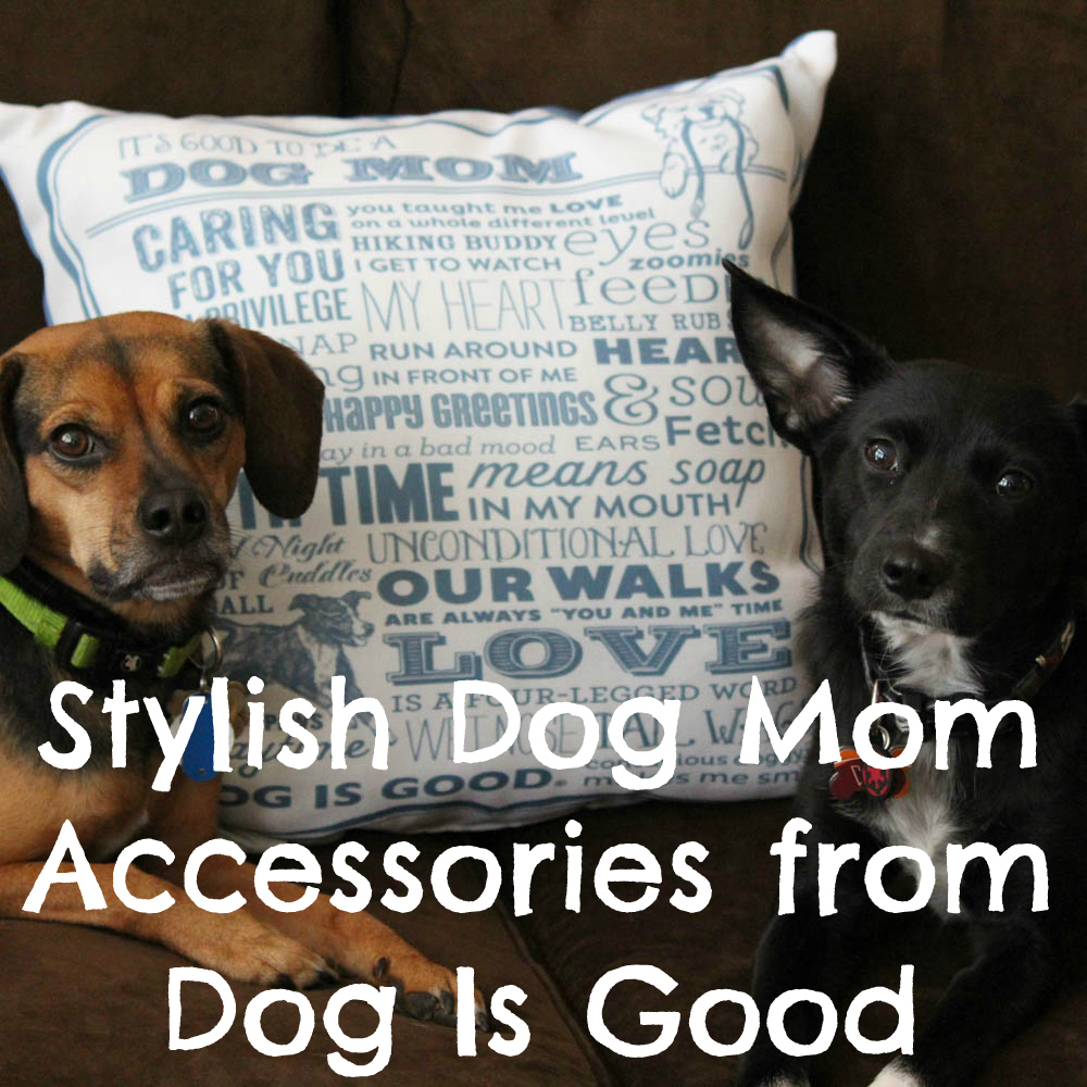 Stylish Dog Mom Accessories from Dog Is Good