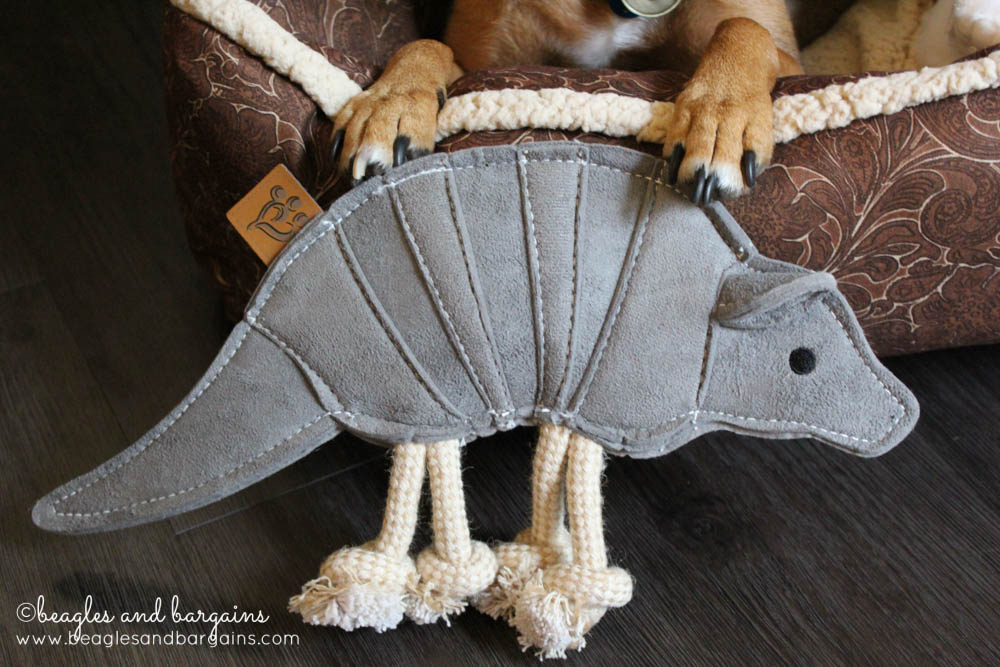 Got Armadillo? Petmate's MuttNation Collection does!
