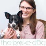 The Broke Dog Logo