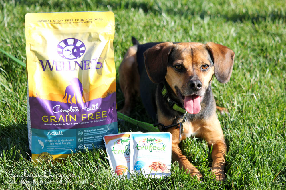 Wellness adds two new dog food products this year - Wellness Complete Health Grain-Free and Wellness TruFood Complements