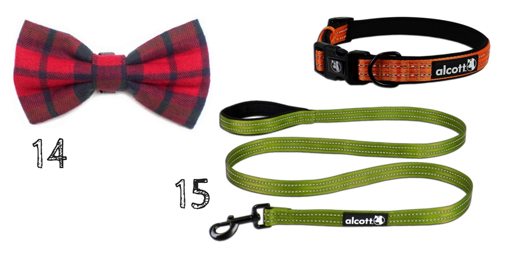 Beagles & Bargains Holiday Guide 2016 - Pawtastic & Fashionable Accessories
