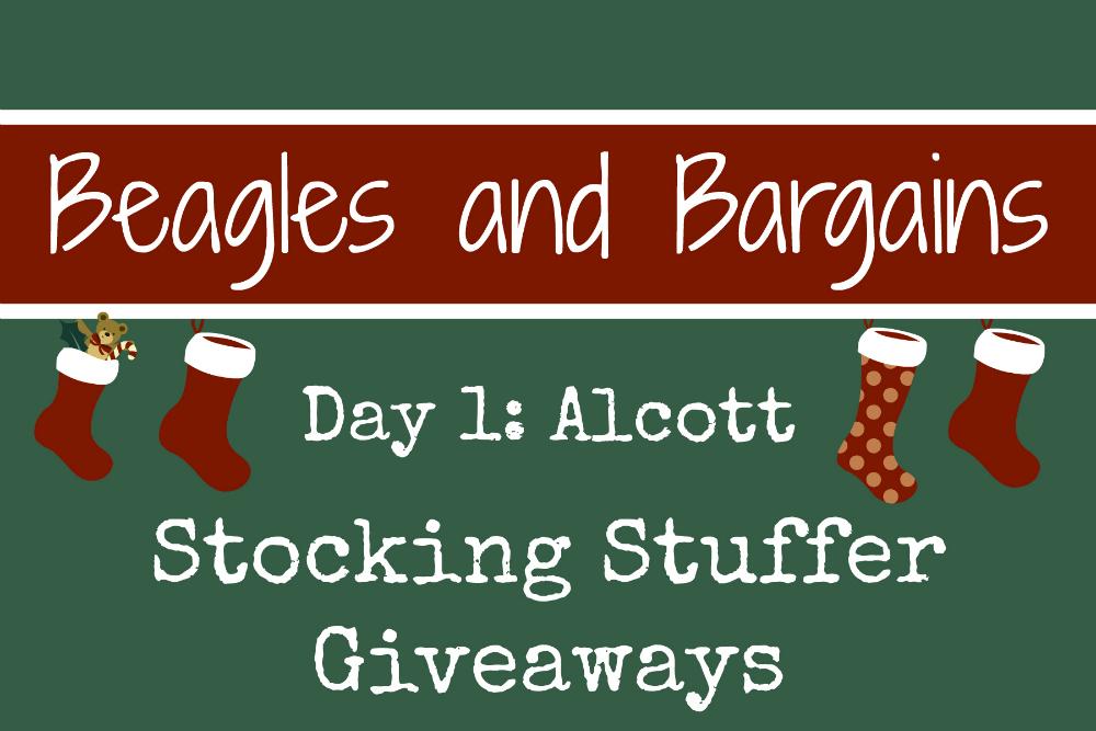 Beagles & Bargains Stocking Stuffer Giveaways 2016 - Day 1 - Alcott Collar & Leash Set