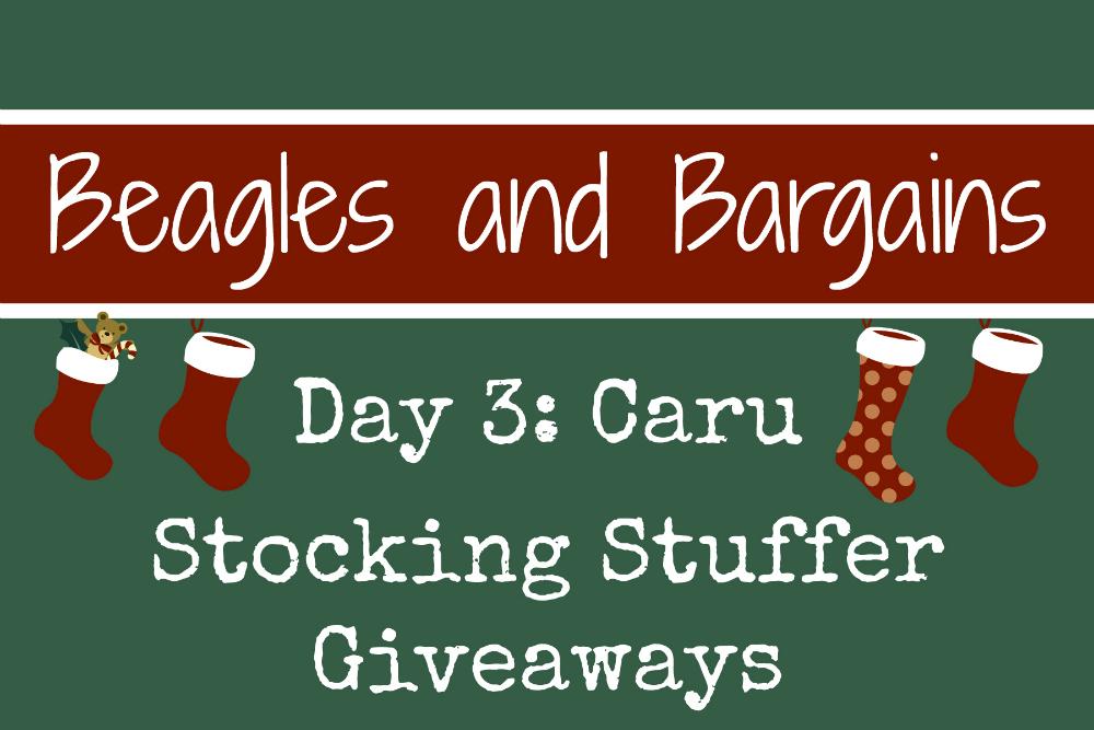 Beagles & Bargains Stocking Stuffer Giveaways 2016 - Day 3 - Caru Bone Broth