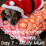 Stocking Stuffer Giveaway Day 7: Molly Mutt