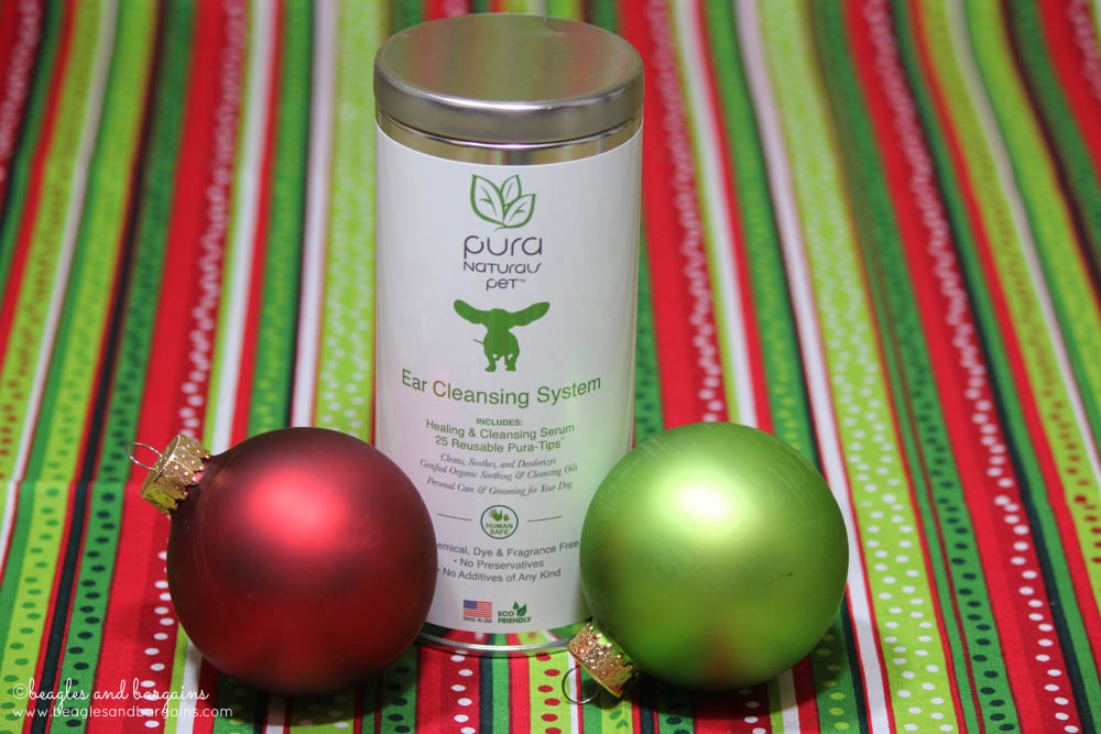Pura Naturals Pet Ear Cleansing System