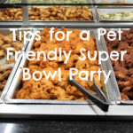 14 Tips for a Pet Friendly Super Bowl Party Success
