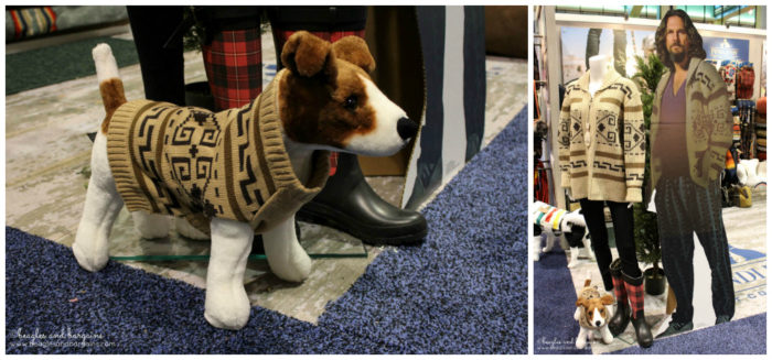 Top Pet Industry Trends for 2017 from the Global Pet Expo - Licensing - The Big Lebowski Dog Sweater