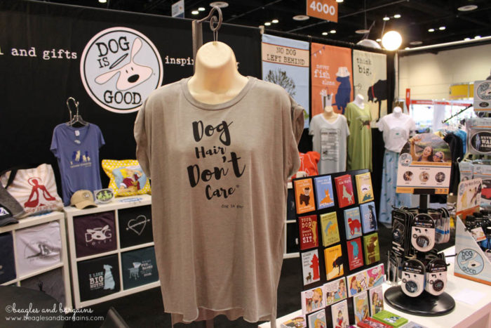 Top Pet Industry Trends for 2017 from the Global Pet Expo - Dog Is Good - Dog Hair Don't Care Shirt
