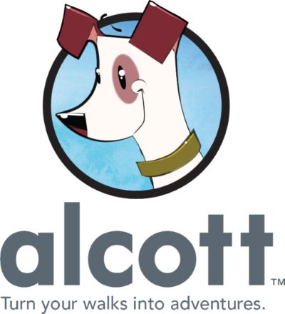 Alcott Logo - BlogPaws Sponsor