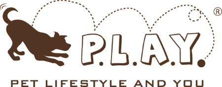 P.L.A.Y. Pets Lifestyle and You Logo - BlogPaws Sponsor