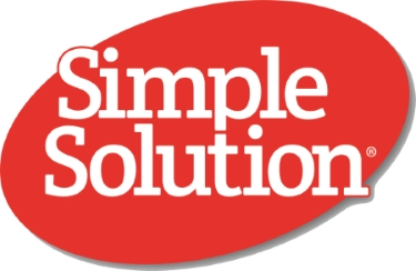 Start your spring cleaning with simple solution now available at petco simple solution logo blogpaws sponsor fandeluxe Gallery