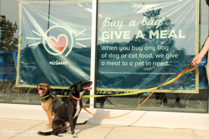 Buy a Bag of Wellness CORE RawRev for Dogs at PetSmart and Give a Meal!
